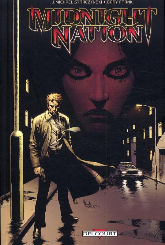 Midnight Nation, comics chez Delcourt de Straczynski, Frank, Milla