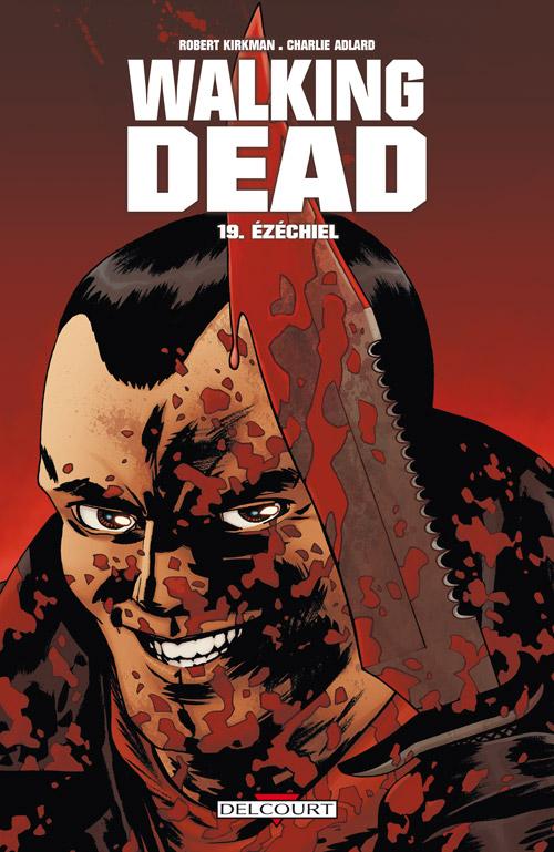 Walking Dead T19 : Ezéchiel (0), comics chez Delcourt de Kirkman, Adlard, Rathburn