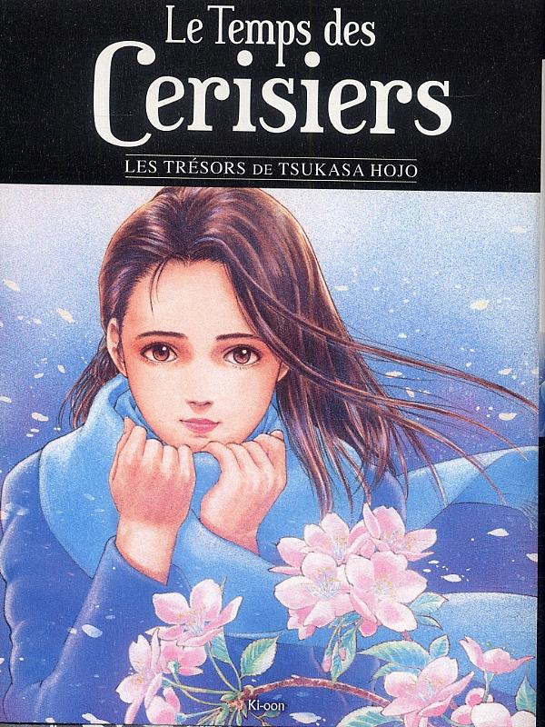 Le Temps des cerisiers, manga chez Ki-oon de Hôjô