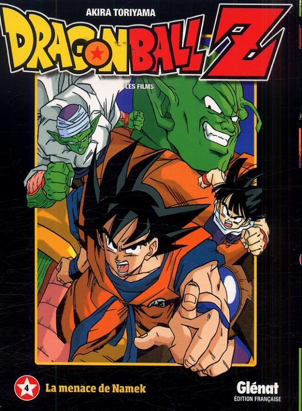 Dragon Ball Z - Les films T4 : Le menace de Namek (0), manga chez Glénat de Toriyama
