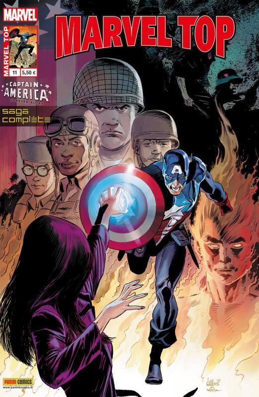 Marvel Top T11 : Panique à Hollywood (0), comics chez Panini Comics de Stern, Santucci, Dragotta, Crossley, Sotomayor, Weeks