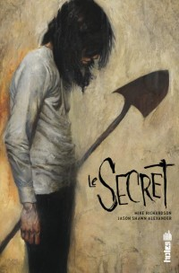 Le secret, comics chez Urban Comics de Richardson, Alexander