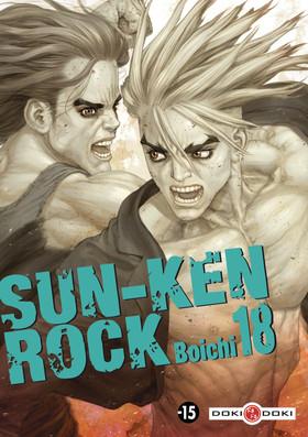 Sun-Ken Rock – Edition simple, T18, manga chez Bamboo de Boichi