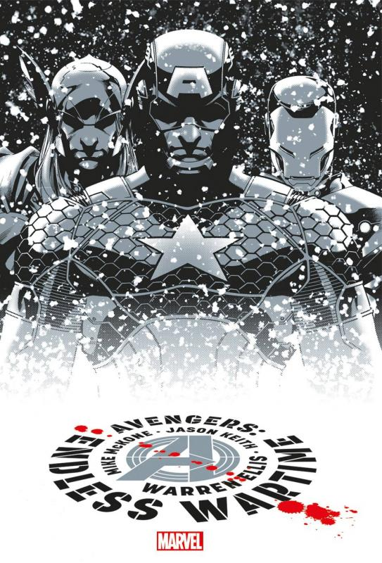 The Avengers : Endless wartime (0), comics chez Panini Comics de Ellis, Mckone, Keith