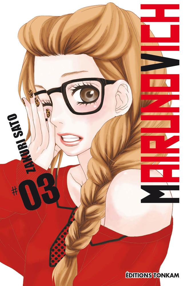 Mairunovich  T3, manga chez Tonkam de Sato