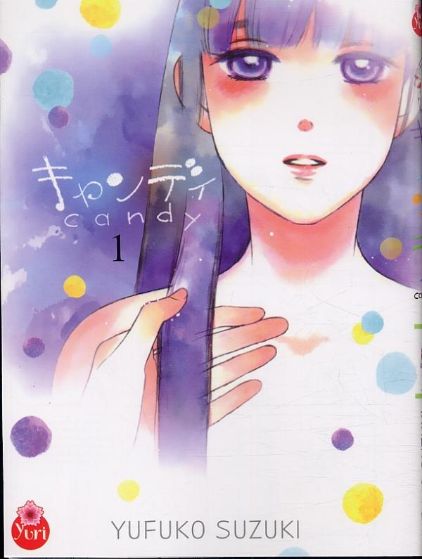 Candy T1, manga chez Taïfu comics de Suzuki