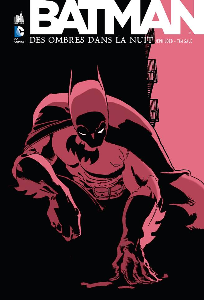 Batman - Des ombres dans la nuit, comics chez Urban Comics de Loeb, Puckett, Sale, Stewart, Wright