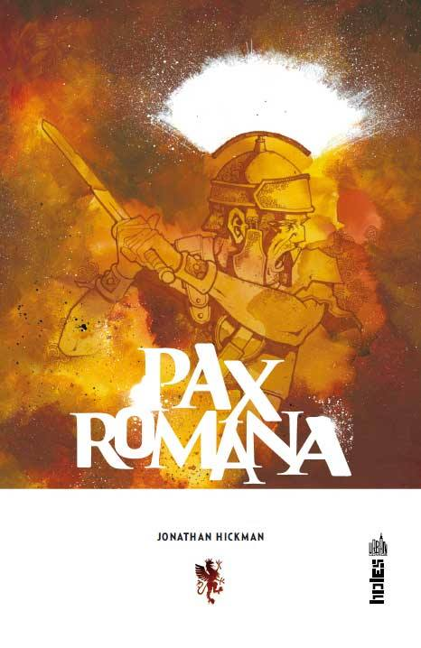 Pax Romana, comics chez Urban Comics de Hickman