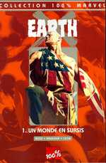 Earth X T1 : Un monde en sursis (0), comics chez Panini Comics de Krueger, Ross, Leon