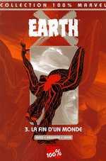 Earth X T3 : La fin d'un monde (0), comics chez Panini Comics de Krueger, Ross, Leon