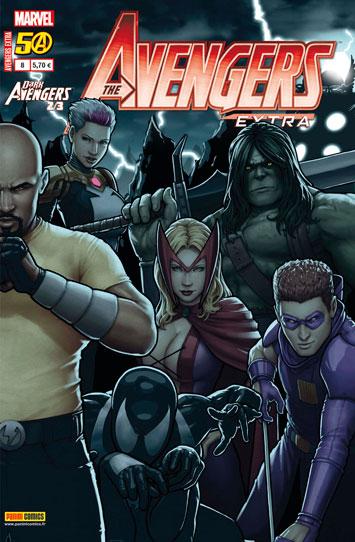 Avengers Extra T8 : Dark Avengers (2/3) (0), comics chez Panini Comics de Parker, Edwards, Sotomayor, SotoColor, Christopher