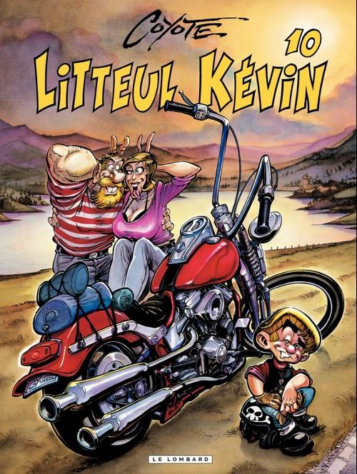 Litteul Kevin T10, bd chez Le Lombard de Coyote