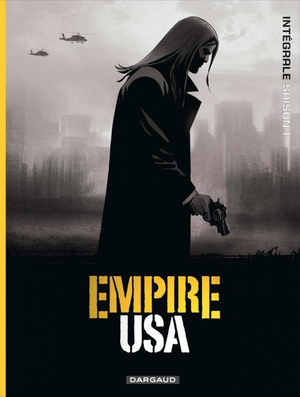 Empire USA : Saison 1 (0), bd chez Dargaud de Desberg, Yann, Reculé, Juszezak, Mounier, Griffo, Koller, Denoulet, Angles , Bautista, Burgazzoli