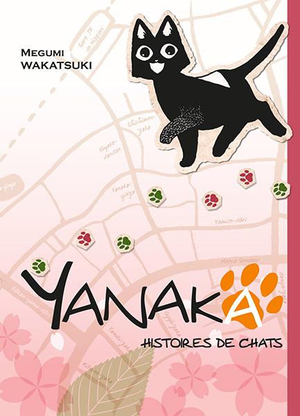 Yanaka - histoires de chats T1, manga chez Komikku éditions de Wakatsuki