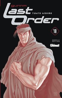 Gunnm Last Order – 1e édition, T18, manga chez Glénat de Kishiro
