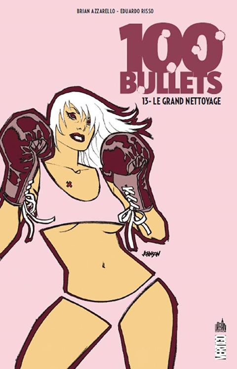 100 Bullets – Edition Hardcover, T13 : Le grand nettoyage (0), comics chez Urban Comics de Azzarello, Risso, Mulvihill, Johnson
