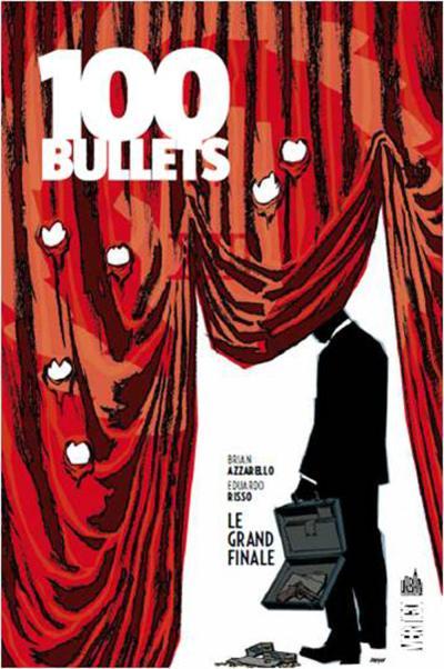 100 Bullets – Edition Hardcover, T15 : Le grand finale (0), comics chez Urban Comics de Azzarello, Risso, Mulvihill, Johnson