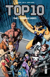 Top 10 T3 : Retour aux sources (0), comics chez Urban Comics de Moore, Cannon, Ha, Cannon, Lyon