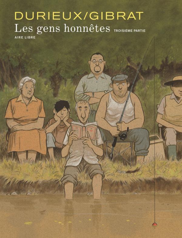 Les gens honnêtes T3, bd chez Dupuis de Durieux, Gibrat, Marmelade