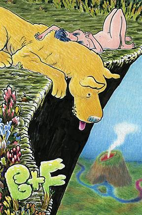 B+F, comics chez Çà et là de Benton