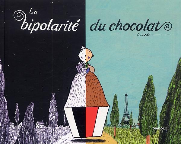 La Bipolarité du chocolat, bd chez Diabolo éditions de Abadia
