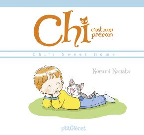 Chi, c'est mon prénom, manga chez Glénat de Konami