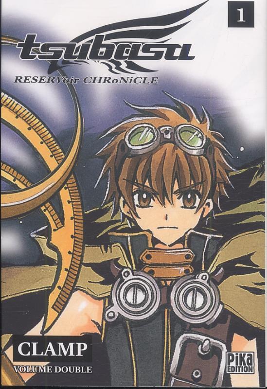 Tsubasa RESERVoir CHRoNiCLE – Edition double, T1, manga chez Pika de Clamp
