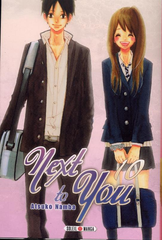 Next to you T10, manga chez Soleil de Namba