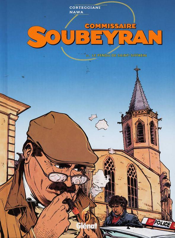 Commissaire Soubeyran T2 : Le pendu de Saint-Siffrein (0), bd chez Glénat de Corteggiani, Nawa