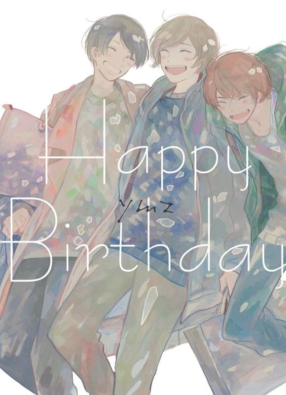 Happy birthday, manga chez Taïfu comics de YMZ