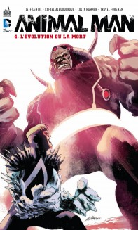 Animal Man T4 : L'évolution ou la mort (0), comics chez Urban Comics de Lemire, Foreman, Albuquerque, Hamner, Kalisz, Villarrubia, Kindzierski, McCaig
