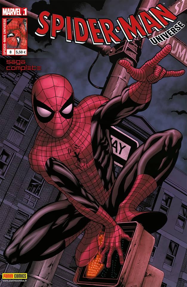 Spider-Man Universe – V. 1, T8 : Monstres ! (0), comics chez Panini Comics de DeFalco, Stern, Moore, Campanella, Scott, Barbieri, Wong, De La Torre, Mossa, Hollingsworth, Fabela, Mckone