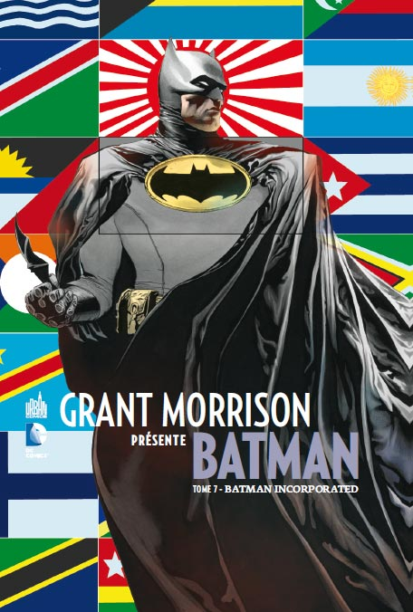 Grant Morrison présente Batman T7 : Batman Incorporated (0), comics chez Urban Comics de Morrison, Perez, Stewart, Lacombe, Clark, Paquette, Burnham, Fairbairn, Beaty, Williams III