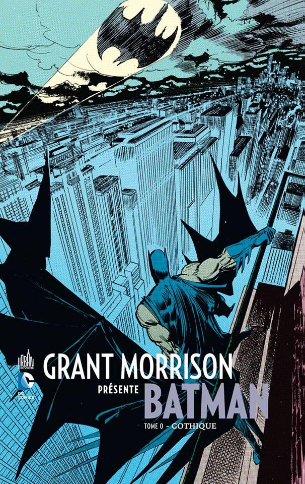 Grant Morrison présente Batman : Gothique (0), comics chez Urban Comics de Morrison, Leach, Janson, Buccellato