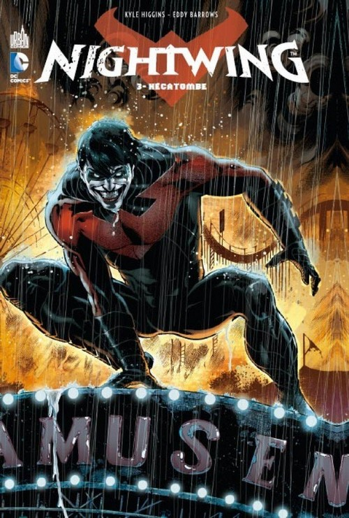 Nightwing T3 : Hécatombe (0), comics chez Urban Comics de DeFalco, Snyder, Higgins, Capullo, Eddy Barrows, Juan Jose Ryp, Guinaldo, Pantazis, Smith, FCO Plascencia, Reis