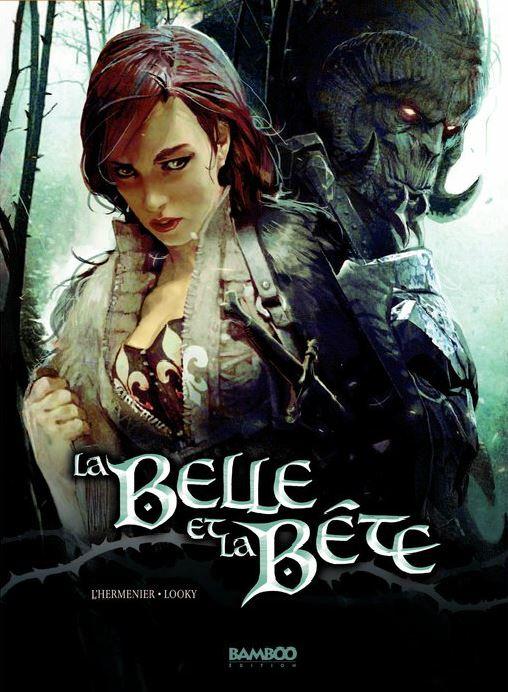 La Belle et la bête T1, bd chez Bamboo de L'Hermenier, Looky