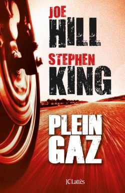 Plein gaz, comics chez JC Lattès de King, Joe Hill