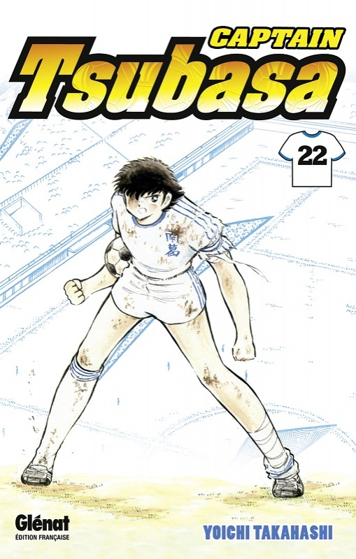 Captain Tsubasa T22, manga chez Glénat de Takahashi