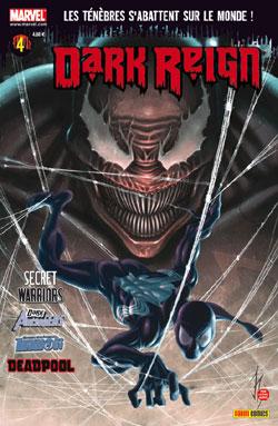 Dark Reign T4 : Magnum Opus (0), comics chez Panini Comics de Hickman, Diggle, Bendis, Way, Caselli, Deodato Jr, Dazo, Medina, Gracia, Rudoni, Martin jr, Beredo