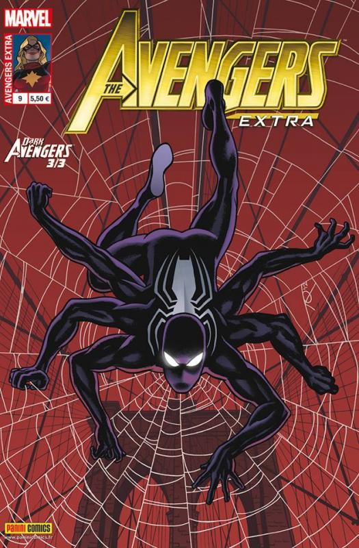 Avengers Extra T9 : Dark Avengers (3/3) (0), comics chez Panini Comics de Parker, Pierfederici, Edwards, Pallot, Sotomayor, Quiñones