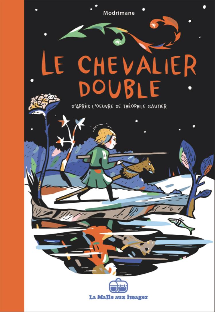 Le Chevalier double, bd chez La boîte à bulles de Modrimane