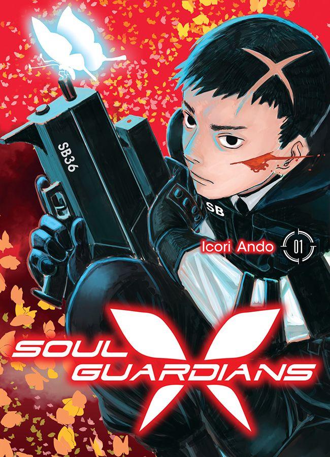 Soul guardians T1, manga chez Komikku éditions de Ando