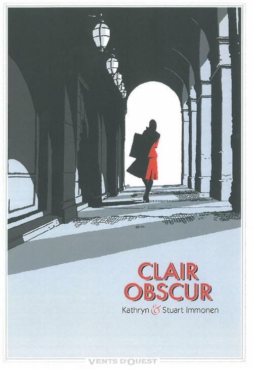 Clair Obscur, comics chez Vents d'Ouest de Immonem, Immonen