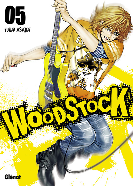 Woodstock T5, manga chez Glénat de Asada
