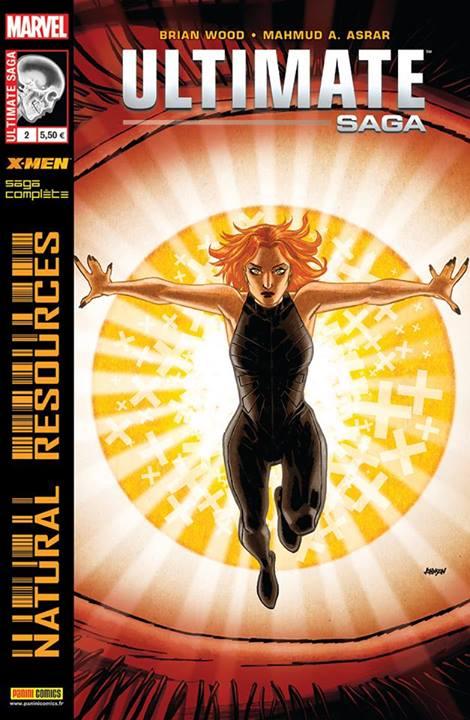 Ultimate Saga T2 : Opération ressources naturelles (0), comics chez Panini Comics de Wood, Asrar, Bellaire, Johnson