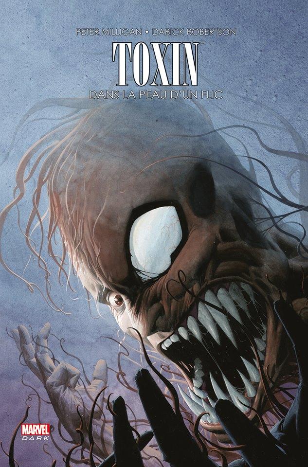 Toxin : Dans la peau d'un flic (0), comics chez Panini Comics de Milligan, Robertson, Milla