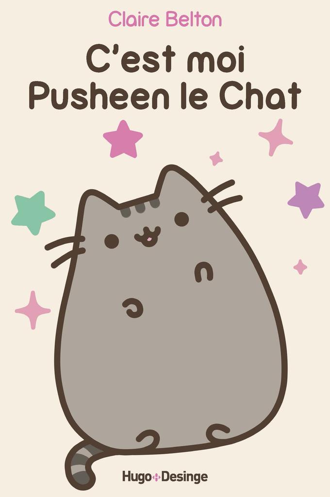 C'est moi Puscheen le chat, bd chez Hugo BD de Belton