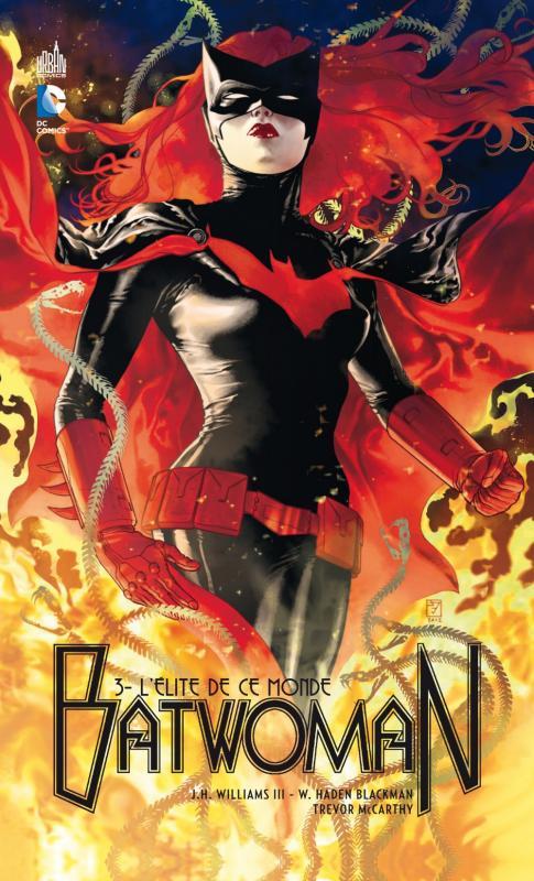 Batwoman T3 : L'élite de ce monde (0), comics chez Urban Comics de Williams III, Blackman, McCarthy, Major, Stewart