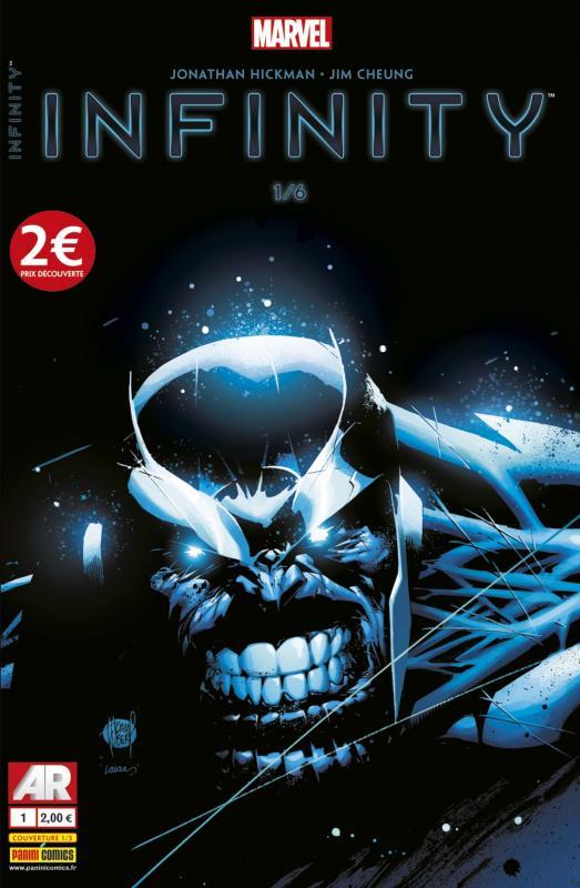 Infinity T1 : Le tribut (0), comics chez Panini Comics de Hickman, Cheung, Ponsor, Djurdjevic, Adams, Kubert