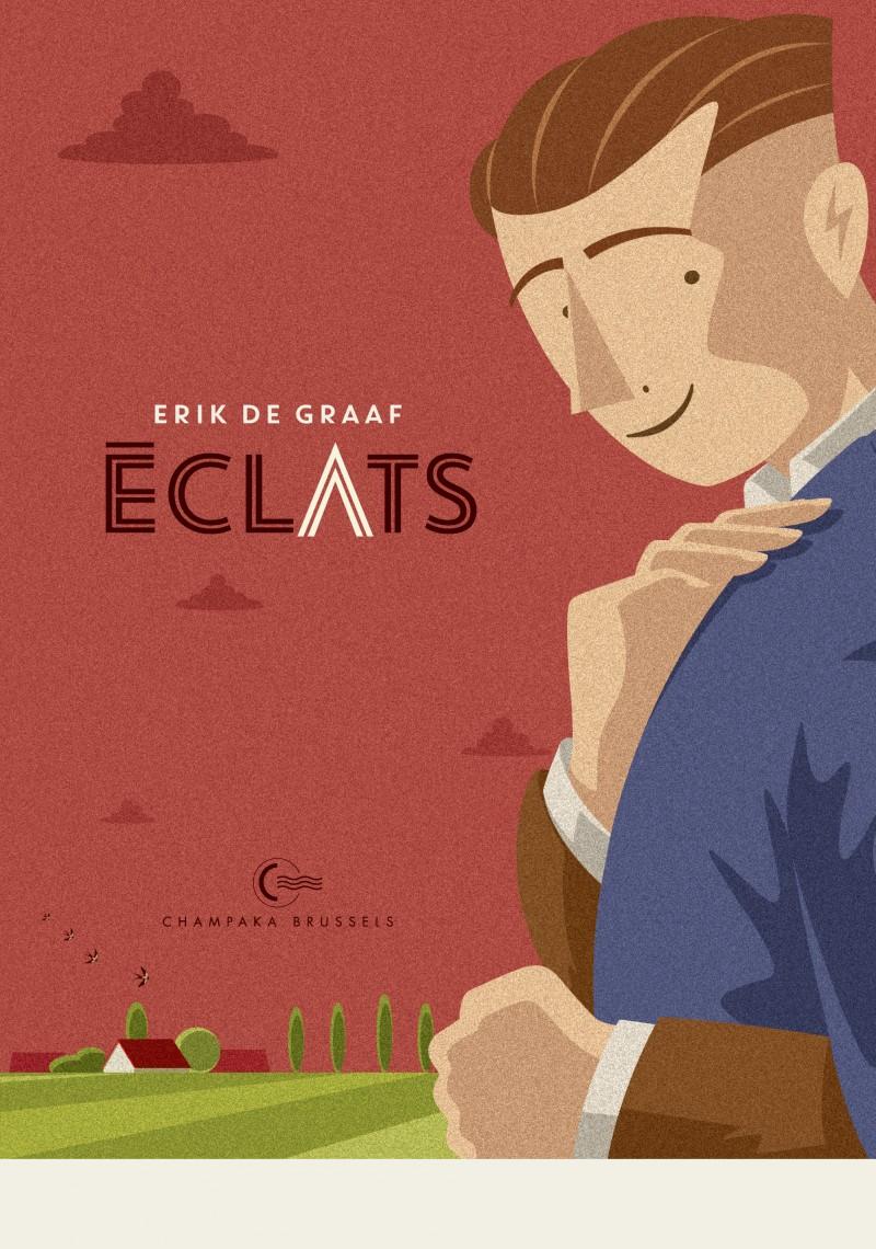 Eclats, bd chez Dupuis de de Graaf